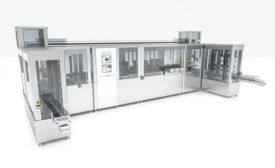 Syringe Inspection Machine Medical Equipment Syntegon