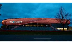 FC Cincinnati MLS Soccer Stadium TQL