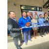 Southwest Lubbock Texas United Supermarket Ribbon Cutting