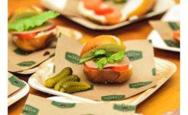 Plant Based Lunchmeat Sandwich Alfred's FoodTech Israel