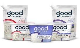 Lactose Free Cottage Cheese Sour Cream Pouch Good Culture