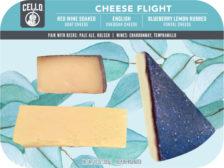 Cheese Flights Wine Pairings Goat Cheddar Fontal Chardonnay Tempranillo Cello