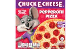 Chuck E. Cheese Frozen Pizza Pepperoni Kroger