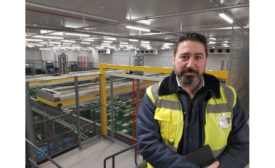 Mercadona Supermarkets Spain Automated Grocery Distribution Cimcorp