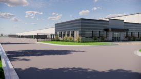 Dallas Fort Worth Denton Cold Storage Warehouse Construction