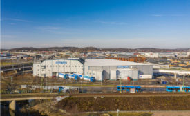 Glacio Constellation Acquisition Goteborgs Fryshus Logistics Sweden