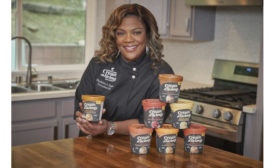 Chef Liz Rogers Creamalicious Ice Cream Southern Recipes Woman Owned Business