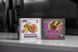 Chicken Gyros Kits Devanco Foods