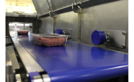 Cleaning Conveyor Belts for Food Processing