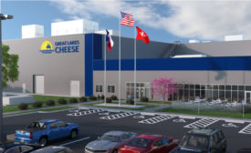 Abilene Texas Cheese Processing Plant Great Lakes Cheese