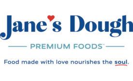 Frozen Pizza Donatos Jane's Dough New Logo Rebrand