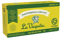 Houston Butter Salted La Vaquita Front Package