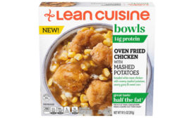 Oven Fried Chicken Mashed Potatoes Lean Cuisine