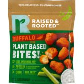Breaded Buffalo Plant Based Chicken Bites Raised & Rooted Tyson