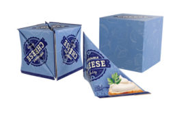 Spreadable Cheese Packaging Cube Tetra Pak