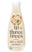 Organic Vegan Oatmilk Pumpkin Flax Sunflower Seeds Three Trees