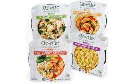 Vegan Plant Based Shrimp Seafood Bowls CLO-CLO Frozen Meals