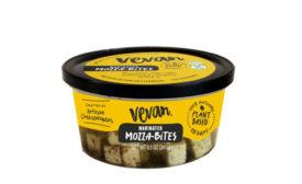 Dairy Free Mozzarella Cheese Bites Marinated Vevan