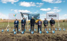 Cold Storage Construction Minnesota Vortex WDS