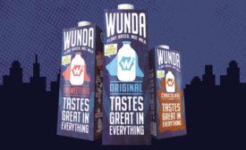 Plant Based Milk Pea Protein Dairy Free Europe Wunda Nestle