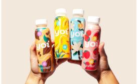 Plant Based Seedmilk Nutmilk Probiotic Functional Beverages Yoi