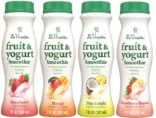 La Vaquita Yogurt Smoothies