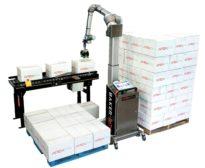 Palletizer Palletizing Robot Cobot Bakery Equipment Apex Baker-Bot