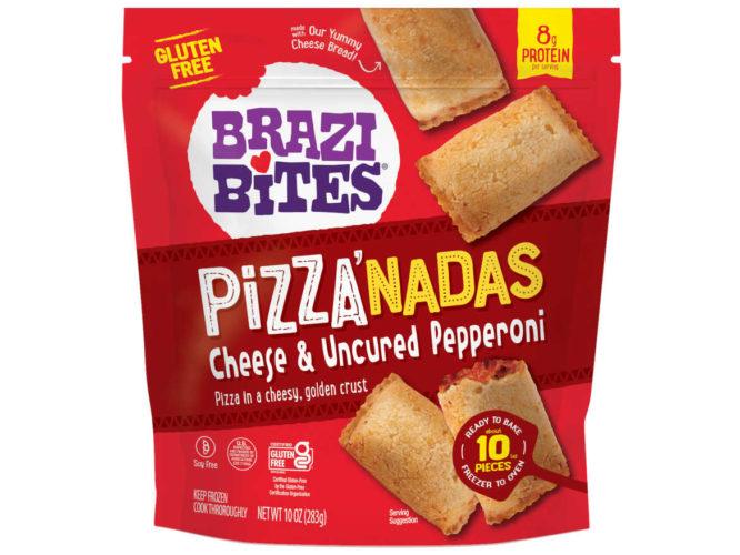 Brazilian Empanadas Tapioca Flour Pizza Brazi Bites Cheese Bread