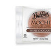 Mochi Ice Cream Bubbies Hawaii Triple Chocolate Single Serve