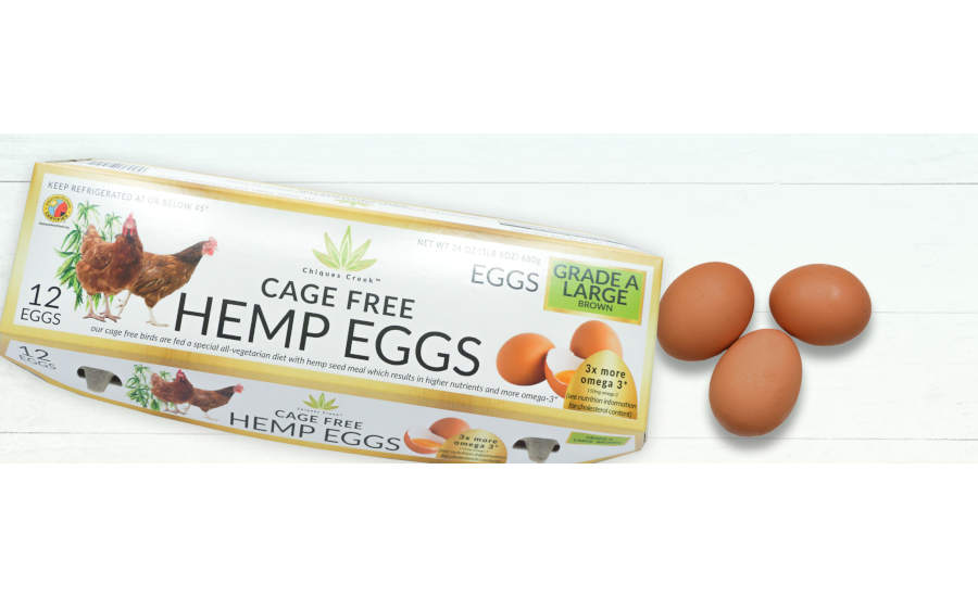 Hemp Fed Hens Cage Free Eggs Omega 3 Chiques Creek