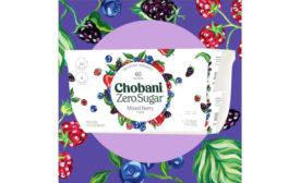 Zero Sugar Yogurt Mixed Berry Chobani