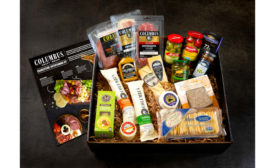 Holiday Charcuterie Box DTC Hormel Columbus Craft Meats