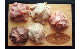 Deli Meats Beef Ham Turkey Artisanal D'Artagnan