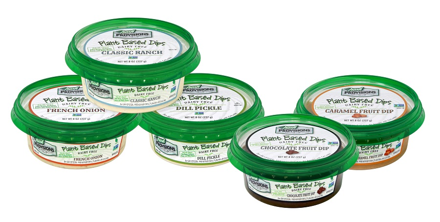 Lakeview Farms Fresh Provisions Plant-Based Dips