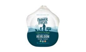 Organic Heirloom Turkey Thanksgiving Farmer Focus
