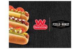 Wienerschnitzel Plant Based Hot Dog Stadium Field Roast