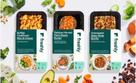 Prepared Meal Delivery Plant Based Freshly Nestle