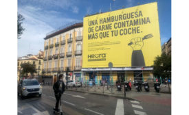 Climate Change Activist Sued by Meat Industry Spain Plant Based Meat Heura