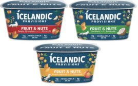 Icelandic Provisions Skyr Yogurt Fruit Nuts Mix-Ins Whole Foods