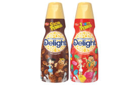 Cocoa Pebbles Fruity Pebbles Coffee Creamer International Delight