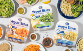 Frozen Veggie Side Dishes Mann's
