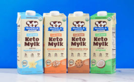 Keto Plant Based Dairy Free Milk Mooala
