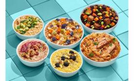 Breakfast Oat Bowls Frozen Mosaic Foods