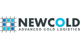 NewCold Logo Cold Storage Warehouse