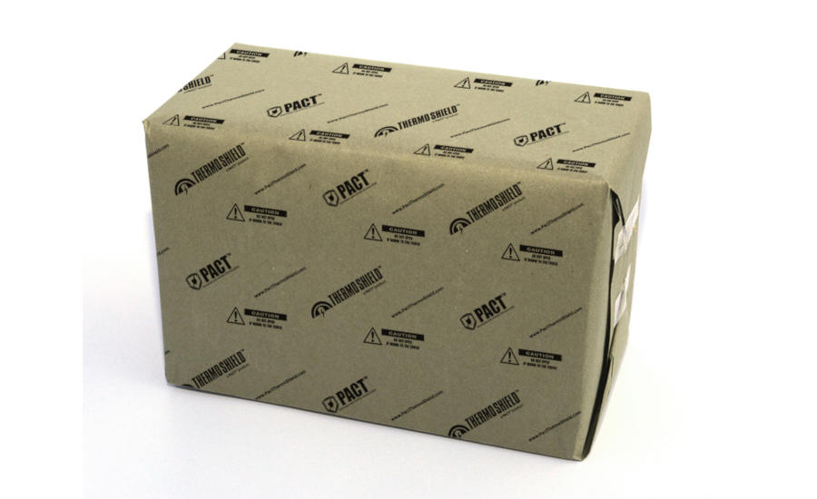 Thermo Shield Fire Resistant Packaging Pact