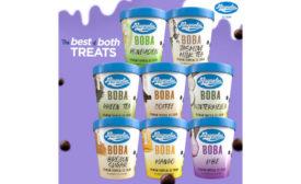 Boba Ice Cream Pints 8 Flavors Magnolia Ramar Foods