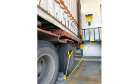 Truck Trailer Wheel Chocks Technology Rite-Hite