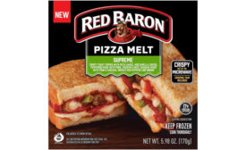 Red Baron Frozen Pizza Melts Schwan's