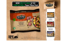 Plastic Free Packaging 100% Recyclable Potatoes Tasteful Selections