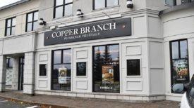 Copper Branch Restaurant Canada Plant Based Menu